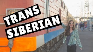 TRANS-SIBERIAN DAY 2 | Exploring the rest of the train!