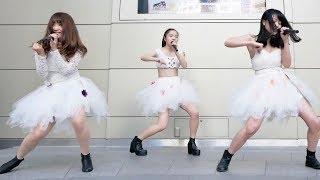 Gambar cover PiNKRUSH「Wake up!」AAA・あべの天王寺アイドルフェスタ
