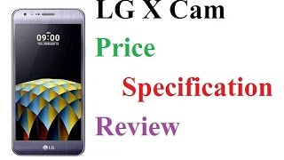 LG X Cam  review price specifications and colors
