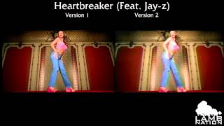 Mariah Carey - Heartbreaker feat. Jay-Z - Versions