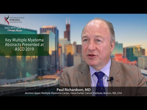 Key Multiple Myeloma Abstracts Presented at ASCO 2019 - Dr