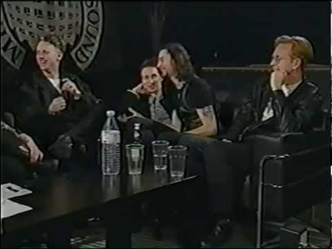Depeche mode 1993 Songs of Faith and Devotion Release party