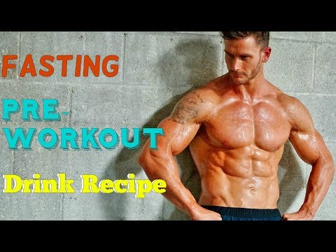 Intermittent Fasting: Pre-Workout Drink Recipe- Thomas DeLauer