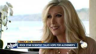 Rock star scientist talks hope for Alzheimer's