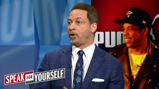 Broussard on Puma adding Jay-Z as Creative Director, Paul George's future | NBA | SPEAK FOR YOURSELF