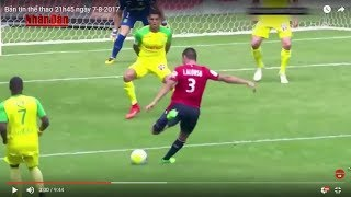 Tin Thể Thao 24h Hôm Nay (19h - 7/8): Vòng 1 Giải VĐQG Pháp - Lille Thắng Dễ Nantes