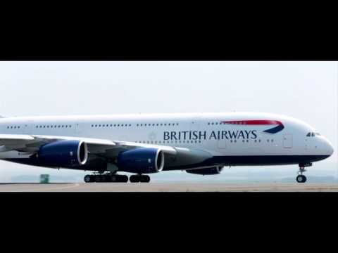 British Airways Man Vs Plane Accept the Challenge