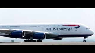 British Airways Man Vs Plane Accept the Challenge