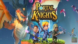 1.BÖLÜM - Portal Knights Türkçe Coop Oynanış [Samed Güngör Live]