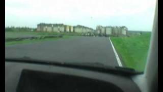 Tor Lublin - Ford Focus Turbo vs Subaru Impreza STI