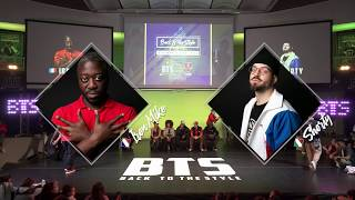 BTS 2019 \\ Popping 1/2 Final • Iron Mike (Fra) vs Shorty (Ita)
