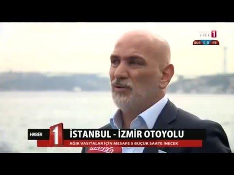 Taner Ankara: Yeni yol ve köprüler lojistik sektörünü olumlu etkileyecek!