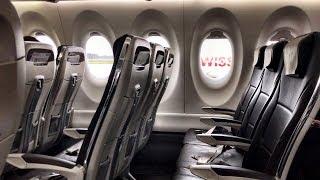 The SUPERB C-Series CS100 - my new favourite aircraft! SWISS INTERNATIONAL, Zurich - London City
