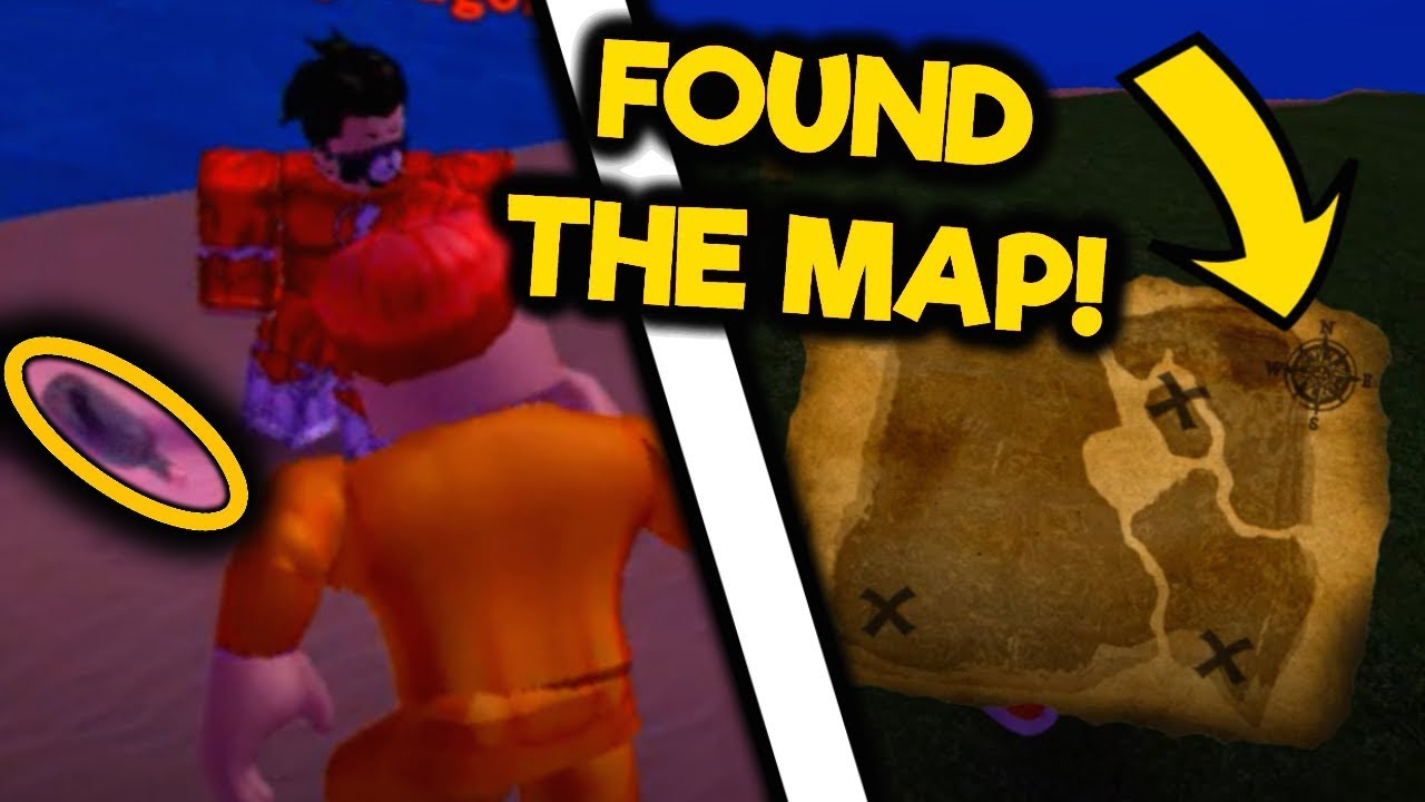 Finding The Secret Treasure Map In Mad City Roblox Mad City