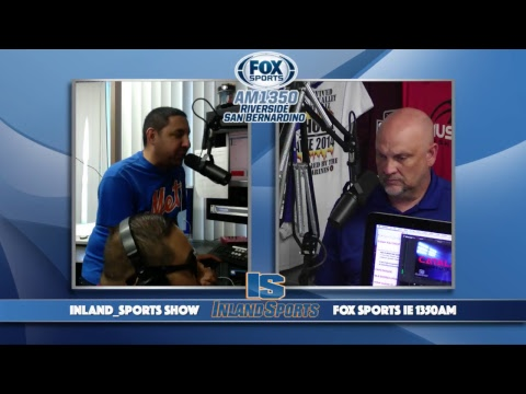 LIVE! The Inland_Sports Show Fox Sports Inland Empire 1350AM (6-12-18)