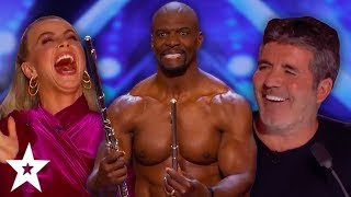 FUNNIEST Auditions On Britain And America's Got Talent 2019! | Got Talent Global