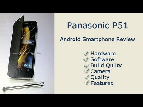 Panasonic P51 Software Update Videos - Waoweo