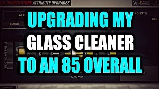 55 OVERALL GLASS CLEANER GETS UPGRADED TO AN 85! MAX REBOUNDING, FINAL UPDATE!- NBA 2K17