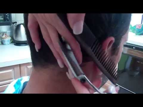 How to cut men's hair! A beginners guide to haircutting