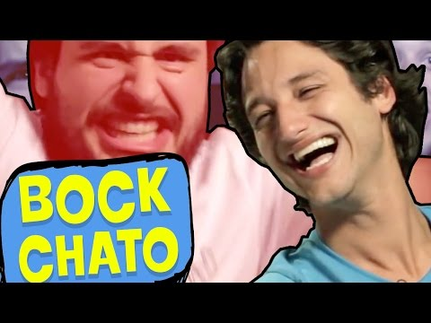 BOCK CHATO | PIRATARIA DÁ CADEIA! – MAKING OF #22