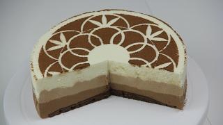 Торт три шоколада Муссовый торт три шоколада(Подпишитесь на мой инстаграм и задавайте вопросы в директ https://www.instagram.com/kutikai_tv/ Муссовый торт