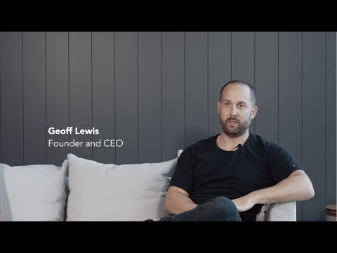 Founder and CEO Geoff Lewis introduces Proply