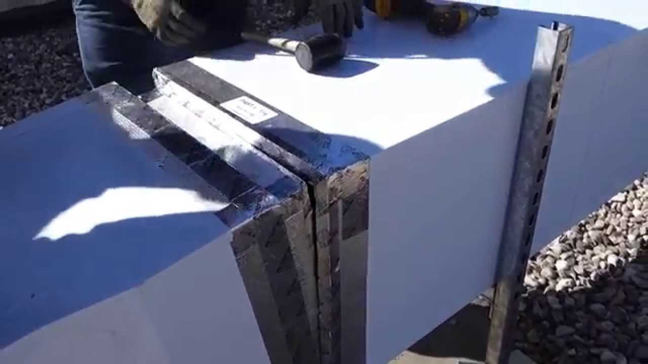 Qduct Outdoor Preinsulated Duct System Installation Preview Part 2 Youtube