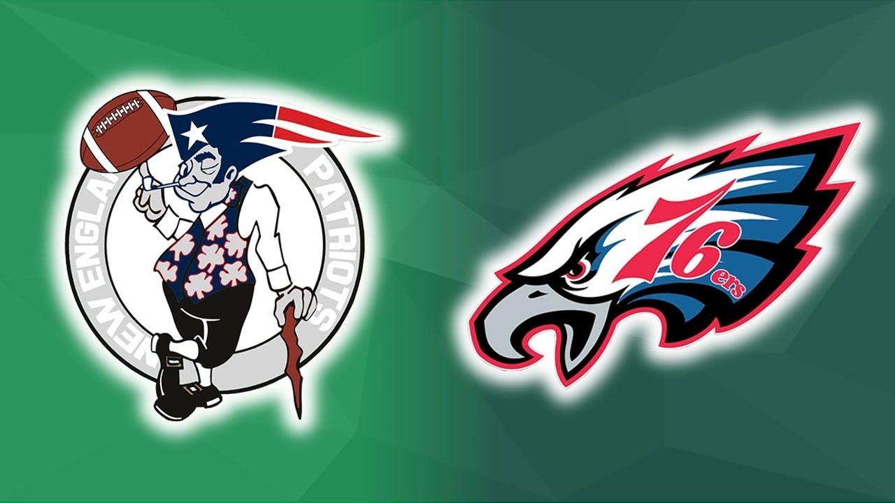 NFL & NBA Team Logos Mashup - YouTube
