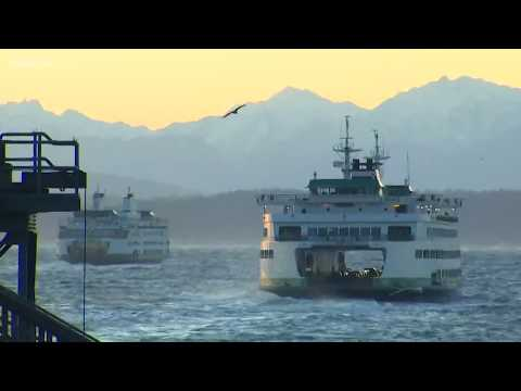 Strong winds blast Puget Sound on Sunday