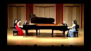 "A.Borodin - Polovtsian dances from ""Prince Igor"" (Two Piano 4Hands 1st 금정윤, 2nd 신고은)"