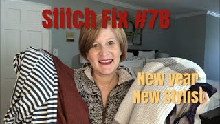 Stitch Fix January 2019 / Tips to Help You Get A Good Box / Fix #78
