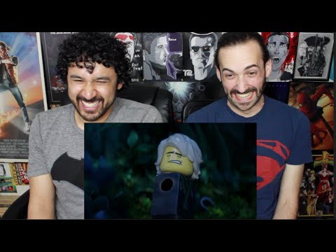 Thumbnail: THE LEGO NINJAGO MOVIE Comic Con TRAILER REACTION & REVIEW!!!