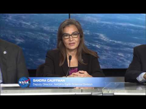 Officials Brief Media on Mission of Next-Gen Weather Satellite
