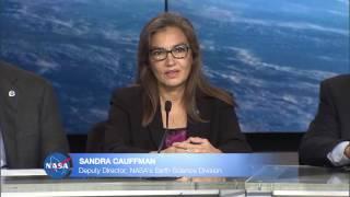 Officials Brief Media on Mission of Next-Gen Weather Satellite