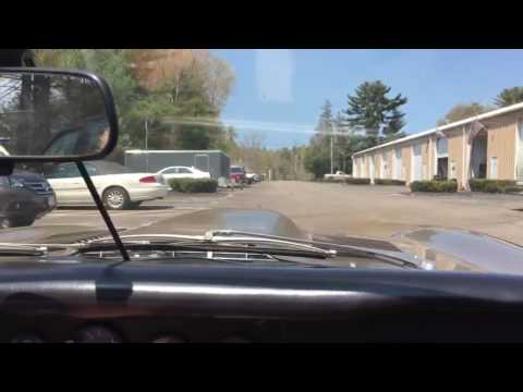 1971 jaguar Etype driving part 2