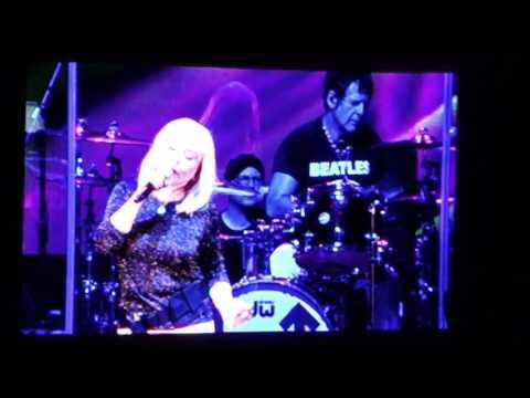 "Blondie ""Too Much"" @ Hollywood Bowl 7-9-17"