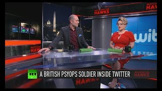 Haitian Protesters Challenge US-Backed President & Twitter's British Military Ties EXPOSED