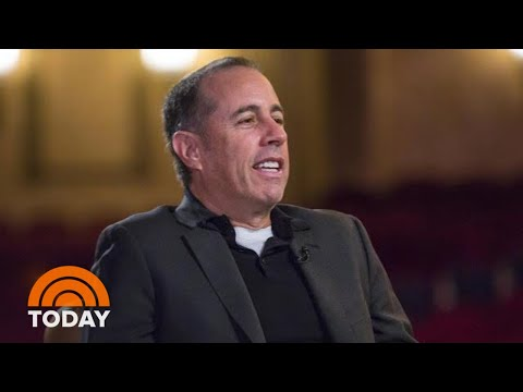 Jerry Seinfeld: Kevin Hart Is 'Going To Be Fine' After Oscars Fallout | TODAY