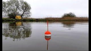ЛЕЩ ПОШЕЛ ПОТИХОНЬКУ. Рыбалка на скользящий поплавок.