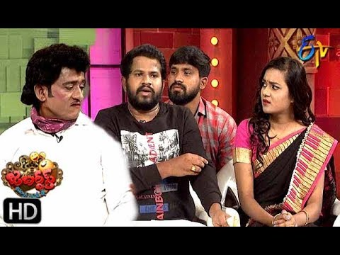 Hyper Aadi, Raising Raju Performance | Jabardasth  |20th June 2019 | ETV Telugu