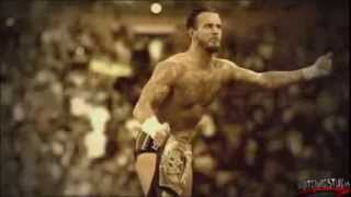 WWE CM Punk Tribute 2013 Asking Alexandria Another Bottle Down HD