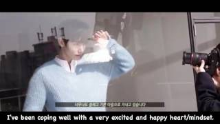 [ENG HARD SUB] Lee Soohyuk greeting video after joining YG