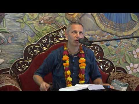 Шримад Бхагаватам 10.40.24-27 - Враджендра Кумар прабху