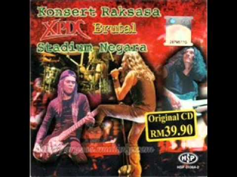 Konsert Raksasa XPDC Brutal Stadium Negara '98-Selendang Merdeka
