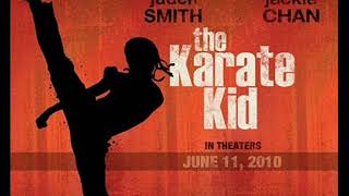 The new Karate Kid Soundtrack  - Lay It Down (Position Music)