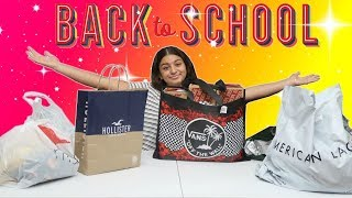 SUMMER/SCHOOL SHOPPING HAUL 2019