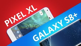 Galaxy S8+ vs Pixel XL [Comparativo]