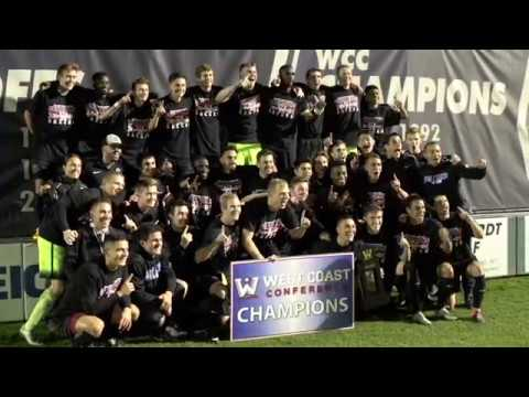 Postgame - University of Portland Men's Soccer Wins West Coast Conference Title