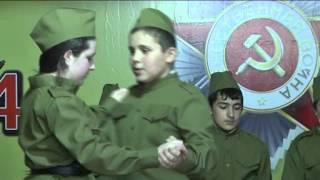Урок, посвящённый 70-летию Великой Победы