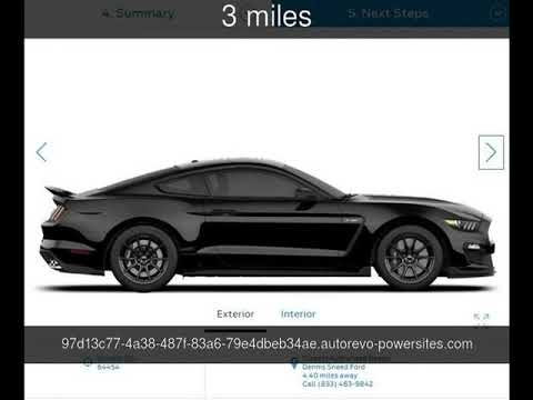 Ford Mustang Shelby GT New Cars - Gower,Missouri - --